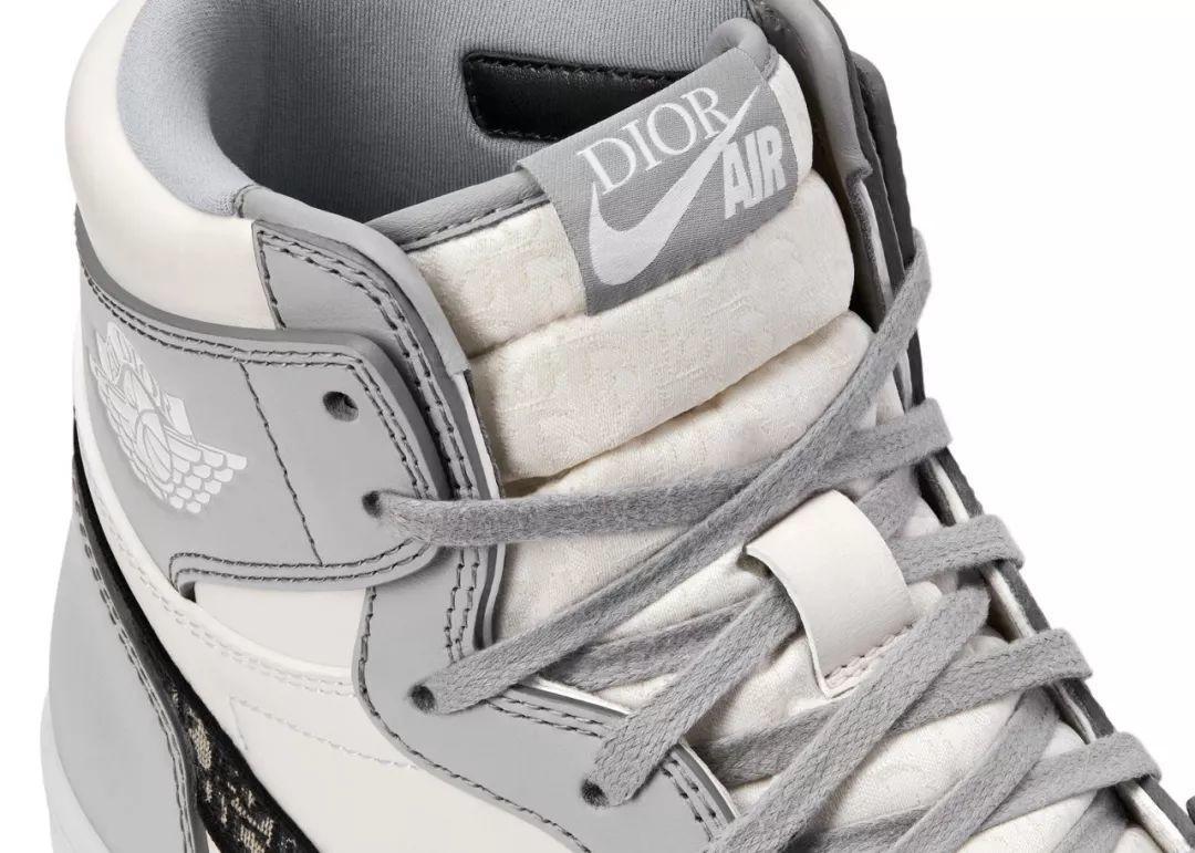 Dior官网上架了!Air Jordan 1 x 迪奥联名限量发售信息实锤!