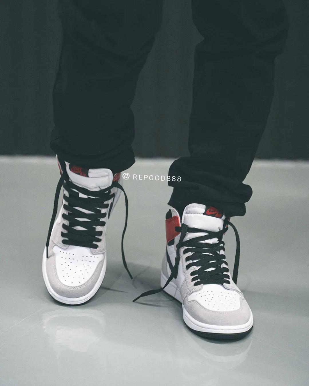 Air Jordan 1拼接小Union烟屁配色提前上脚,确认限量发售!