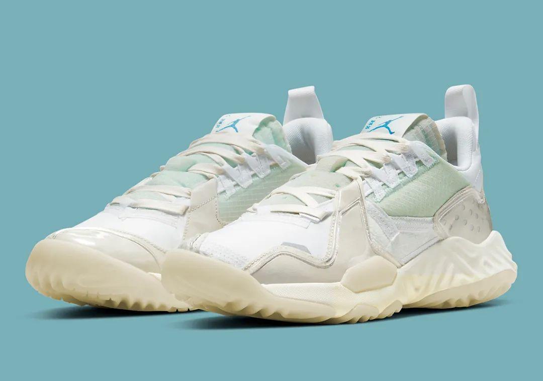 陈冠希代言Air Jordan非联名新鞋型OG配色,下月限量发售!