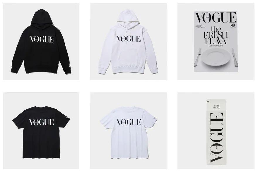史上最无诚意?藤原浩Fragment x Vogue联名20周年发售!