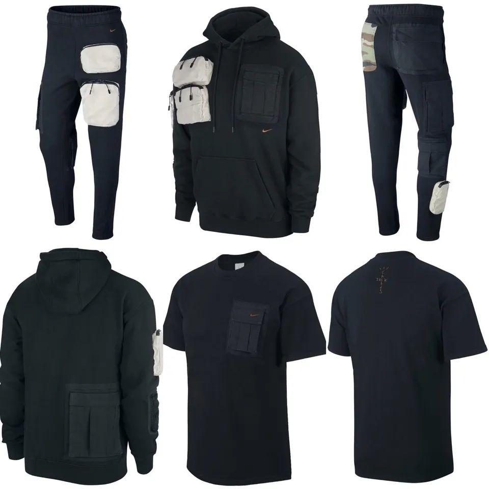 链接遭泄露,Travis Scott x 耐克联名服饰确认,下周限量发售!