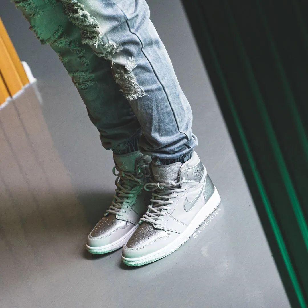 骚:Air Jordan 1日本限定配色提前上脚泄露,发售日确认!