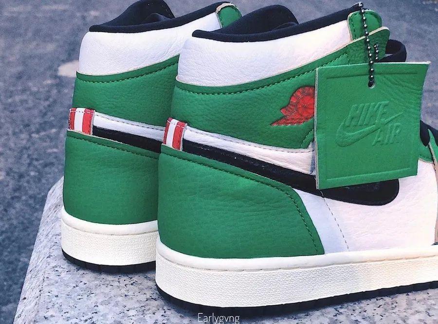 致敬天价Dunk?Air Jordan 1喜力提前泄露,确认限量发售!