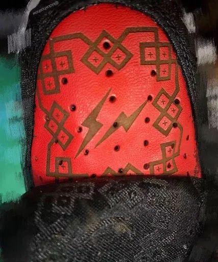 陈冠希的颜值都敢喷?Clot x 耐克联名黑丝绸熊泄露,鞋又要补货?