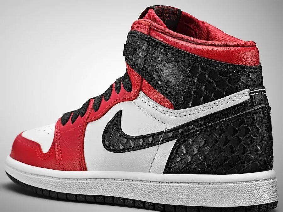 提前发售?Air Jordan 1芝加哥/蛇皮女码限定发售提前了?!