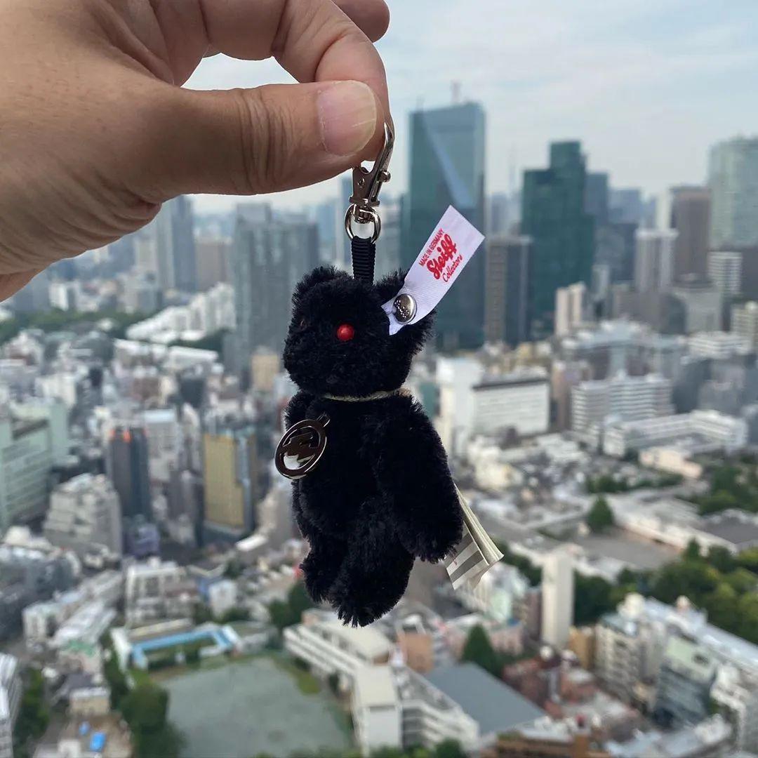 丑/香?炒到4k?藤原浩 x Steiff联名闪电泰迪限量发售曝光!