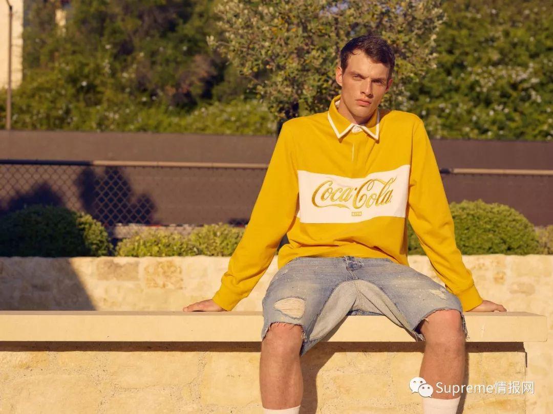 主理人曝光:Kith最重磅可口可乐联名确认,即将限量发售!
