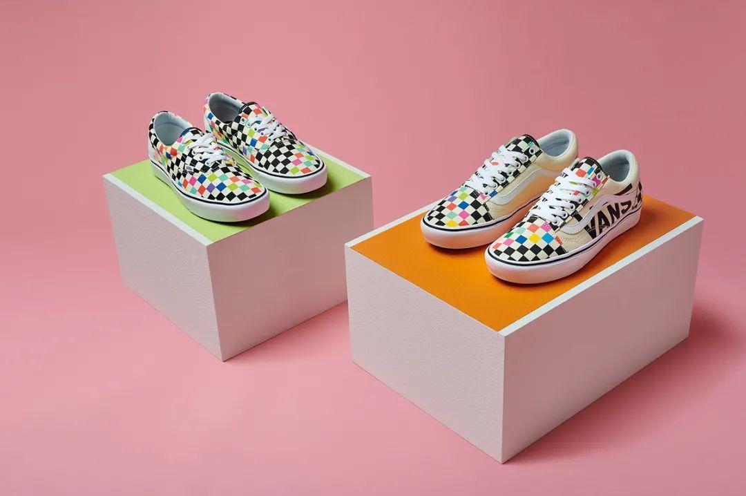 达利、莫奈!Vans x MoMA艺术馆联名曝光,今日限量发售!