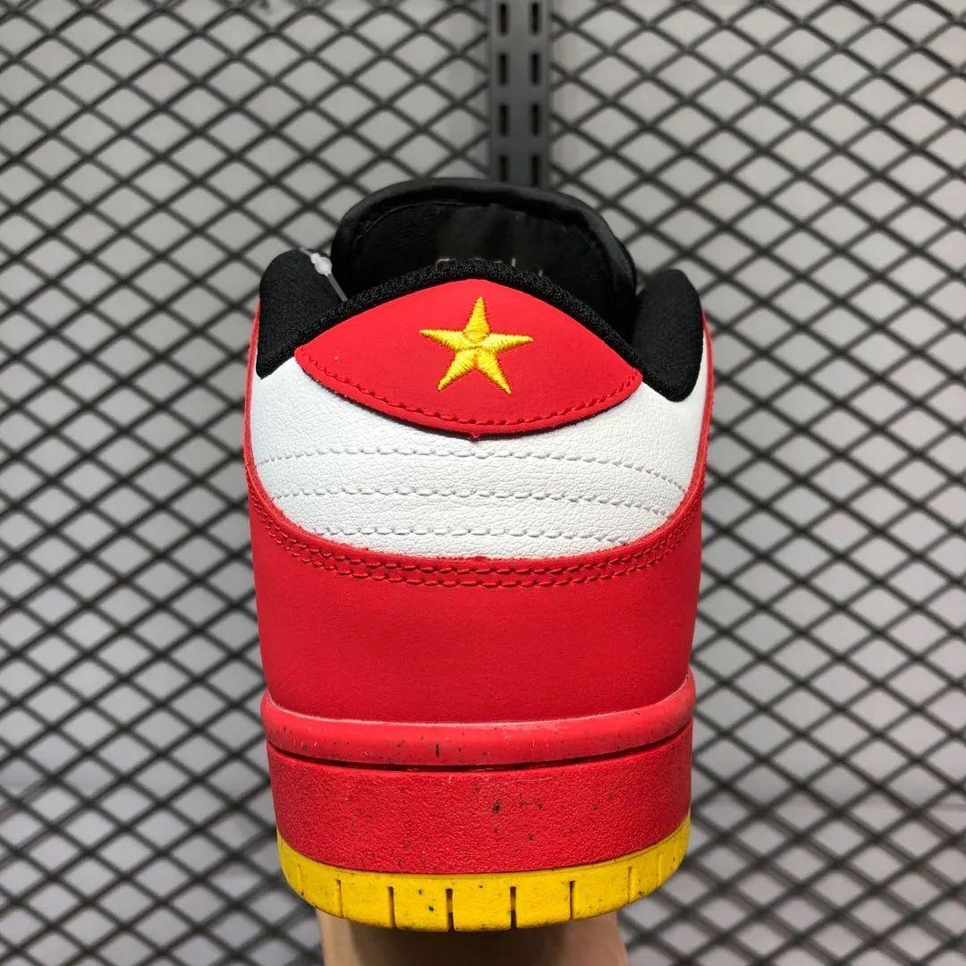 耐克SB联名越南建厂25周年特别限定泄露,将超限量发售!