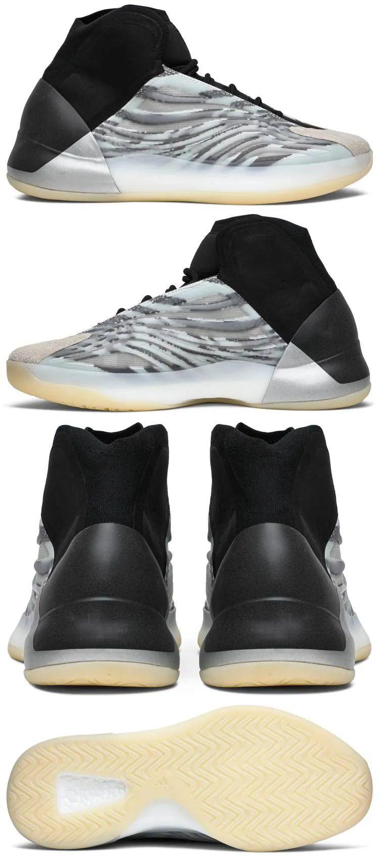 大街上免费发没抢到?Yeezy篮球鞋OG初代小程序开启抽签!