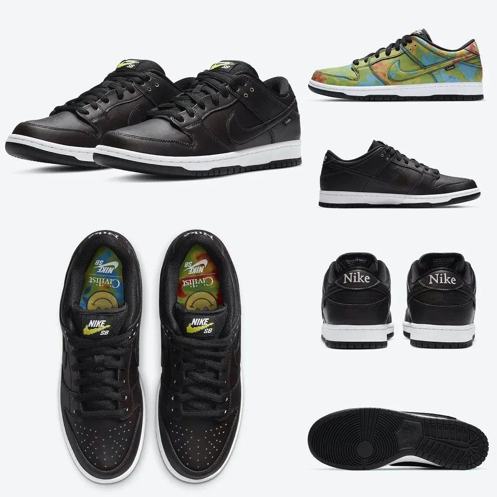 Nike又送鞋!陈以溪提前上脚温感特殊盒曝光,抽签速登记!