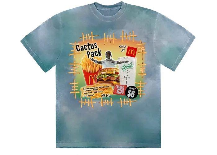 来了!Travis Scott x 麦当劳联名中国小程序限量发售,速锁定!