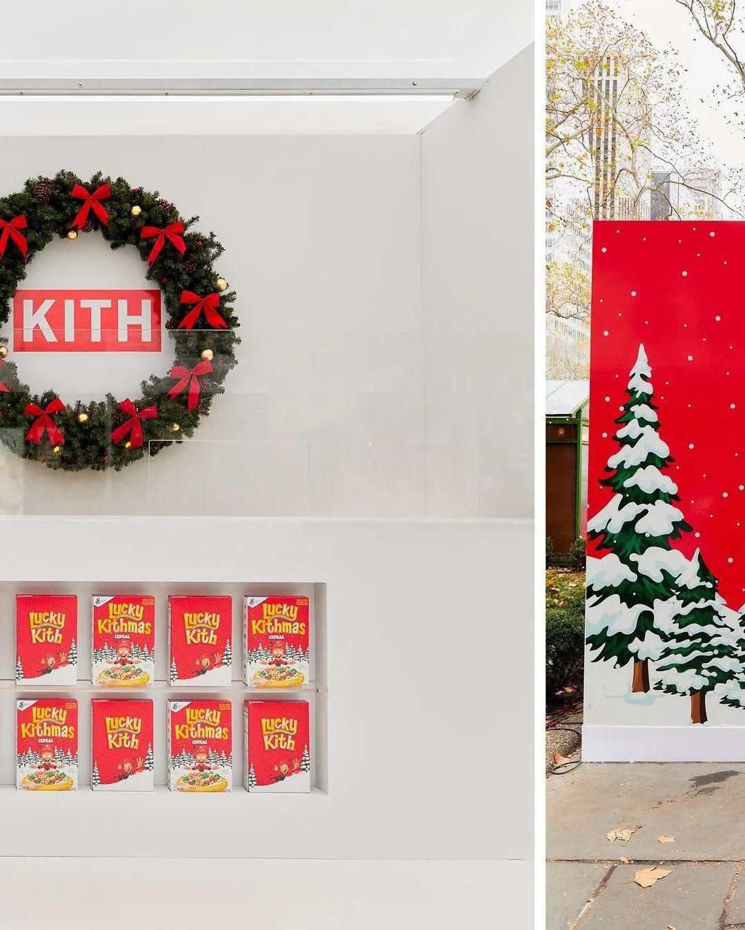 好骚啊!Kith腰果花特别款卫衣+羽绒服曝光,限量发售!