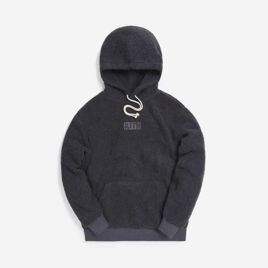 预警:Kith今年最后1件Box Logo帽衫曝光,今晚限量发售!