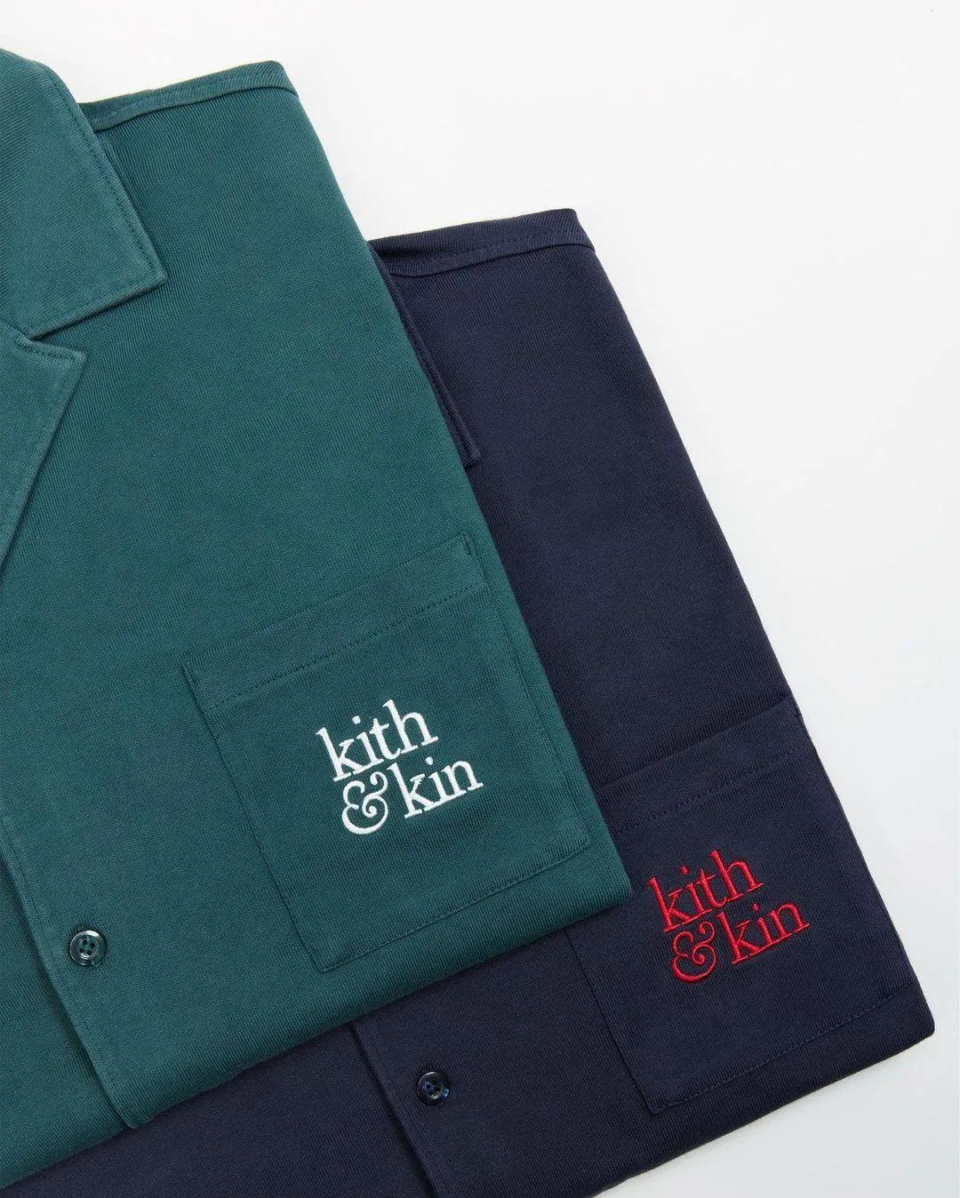 预警:Kith限定睡衣套装双色款曝光,今晚官网限量发售!