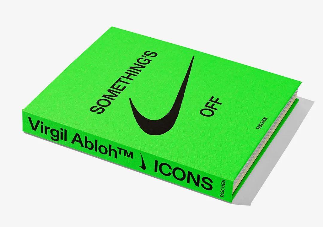 Snkrs限量卖书?Virgil Abloh书里就还有卖Fake的广告。。。