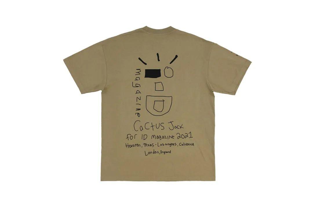 签售现场骚乱!Travis Scott给倒勾AJ1签名/新联名T恤发售!
