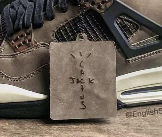 中国Snkrs上架!TS x AJ4联名亲友限定平替特殊鞋盒曝光!