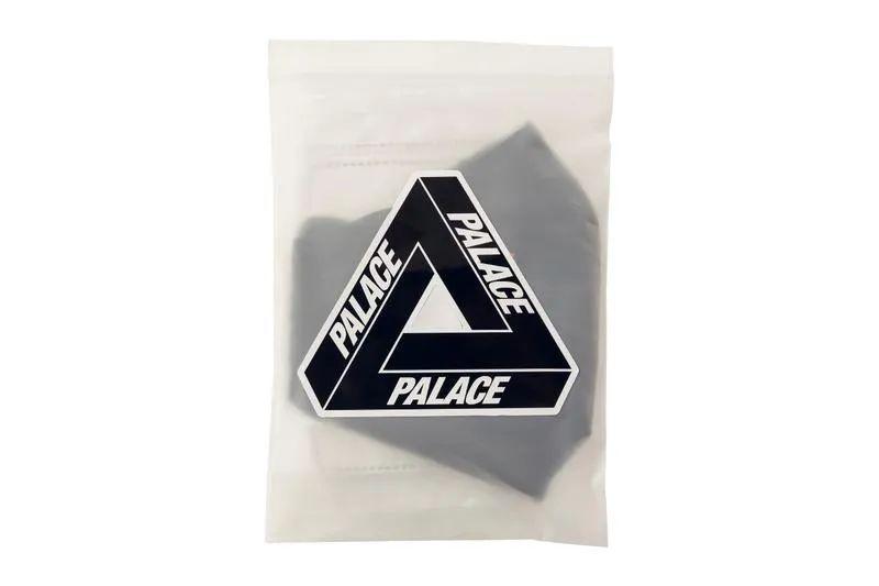 小程序发售!PALACE口罩曝光,春季第3周单品清单曝光!