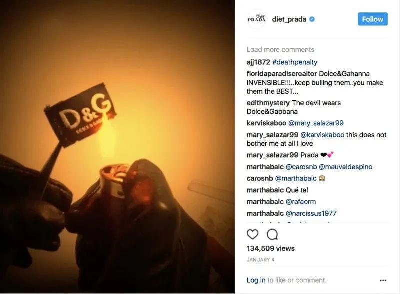 D&G又被曝光了!RH风波后要赔DG主理人774万人民币????