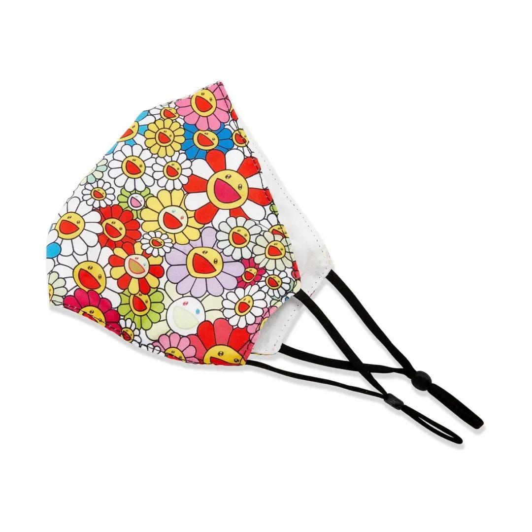 秒售罄?村上隆 x MoMA联名太阳花口罩曝光,将限量发售!