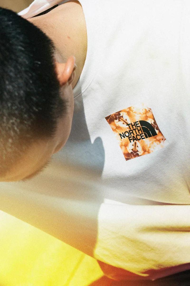 校服·The North Face北面咖啡迷彩联名正式发售,抽签登记!