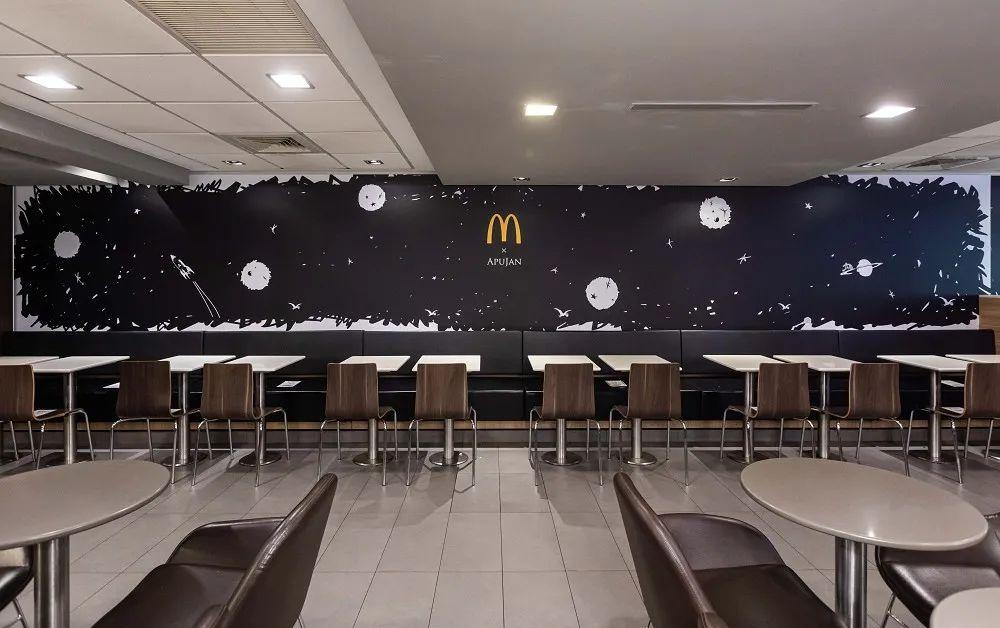 金拱门学一学?麦当劳新联名企划曝光,中国限时限量发售!