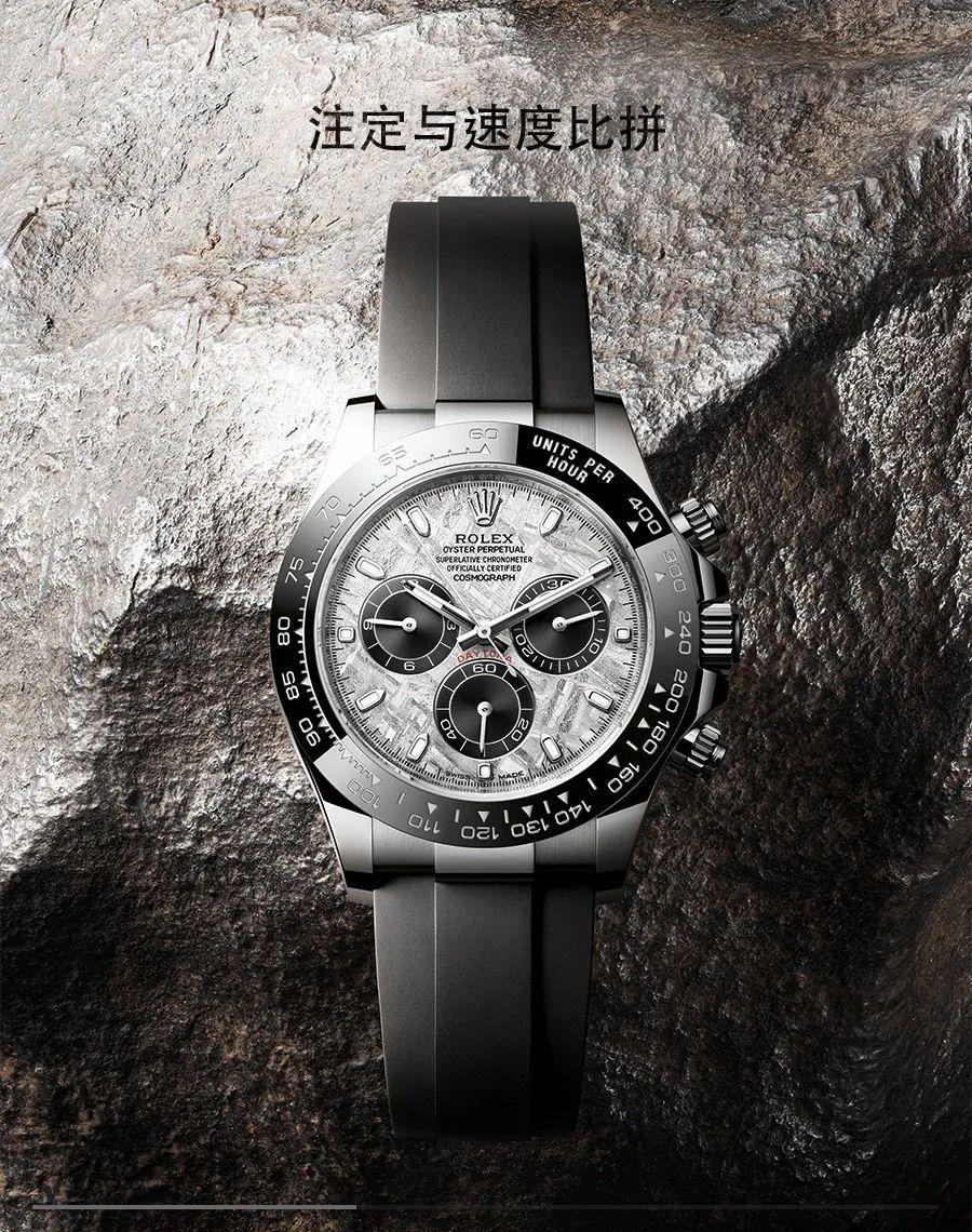 官宣!劳力士探2/迪通拿6枚新款腕表公布,开启限量发售!