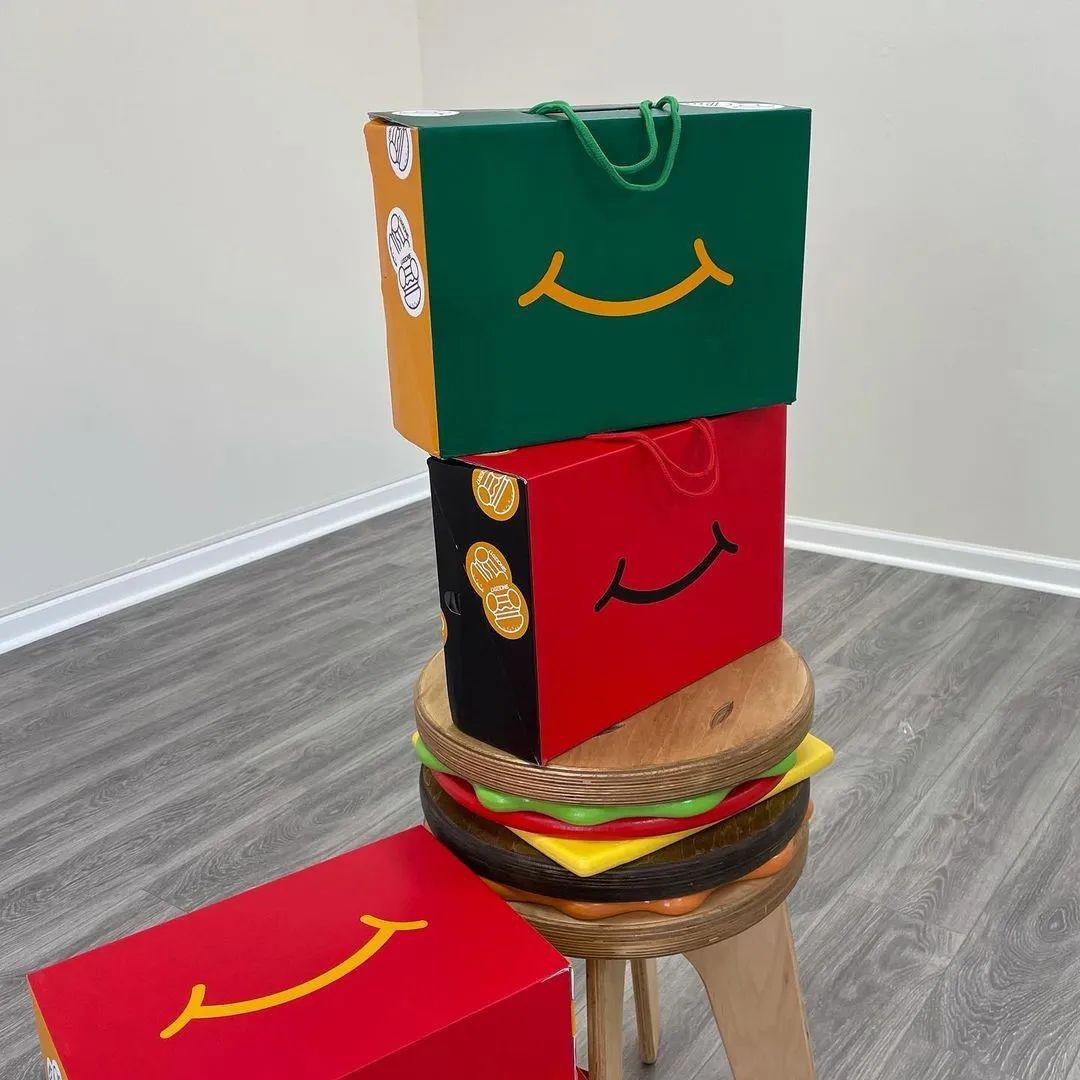 抄袭Dunk?恶搞单位VANDY汉堡配色曝光,本月超限量发售!