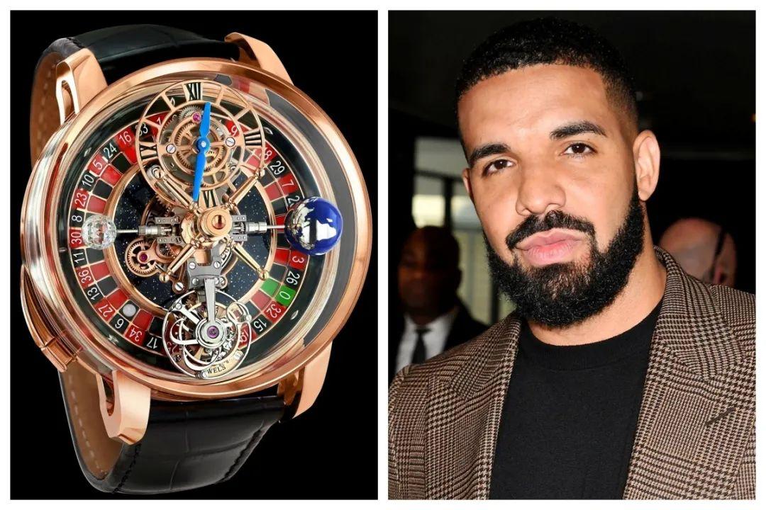 限量18块/售价380万!杰克宝 x《教父》联名手表超限量发售!
