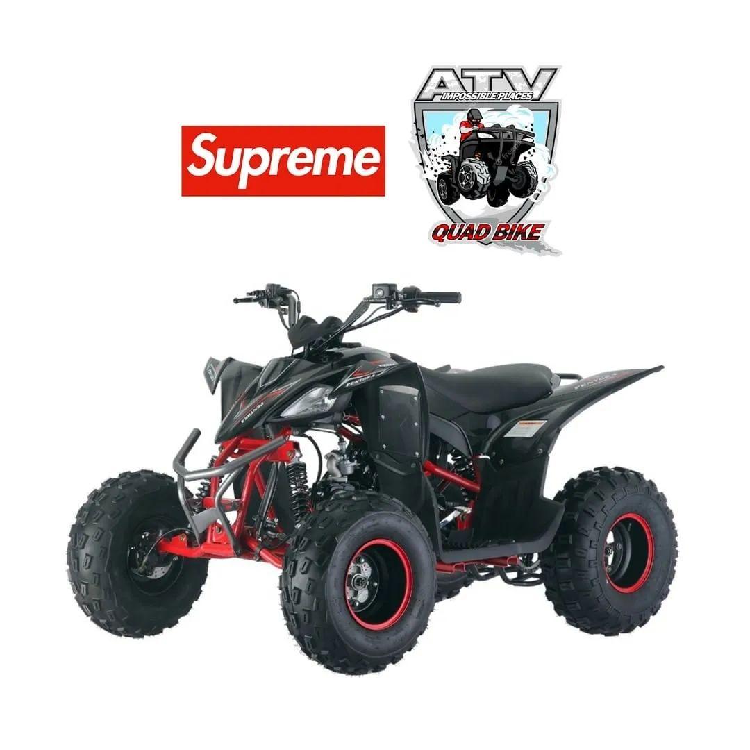 野起来了!Supreme联名越野摩托车ATV传将下季限量发售!