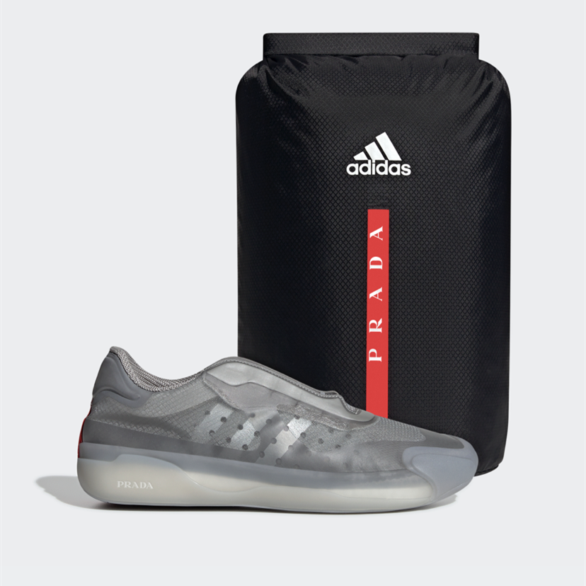 app抽签!普拉达Prada x adidas新联名限量发售,原价5000?