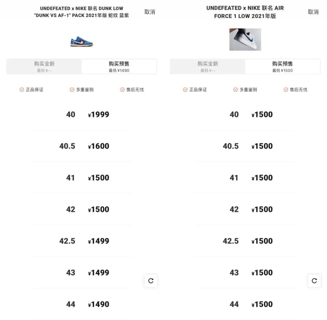 蓝呼吸!耐克AF1鳄鱼皮+耐克Dunk黑魂官图曝出,独占发售!