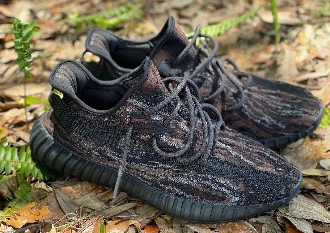 大量补货!12双Yeezy发售计划提前曝光,adidas永远滴神?